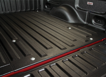 Ford F-150 with Toff spray on bedliner