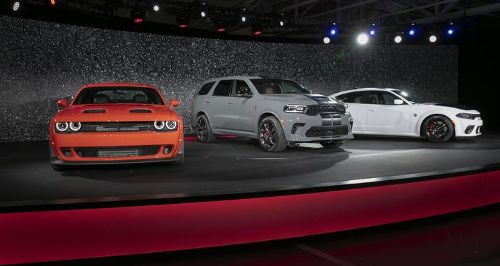 2021 dodge charger srt hellcat redeye at Healey Brothers