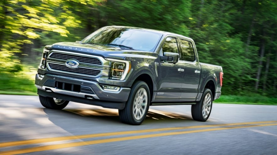 2021 Ford F-150  at Healey Brothers